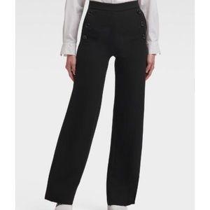 DKNY Wide leg sailor pants